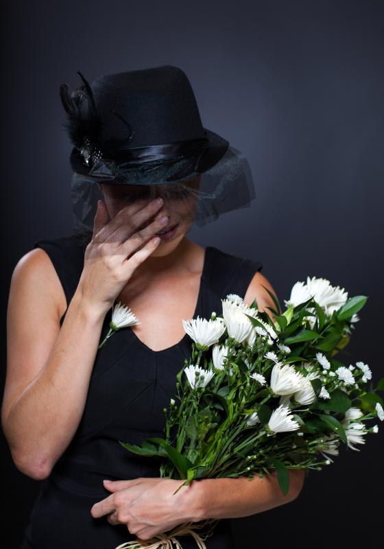 Bereavement after the death of a loved one can take a significant time to process.