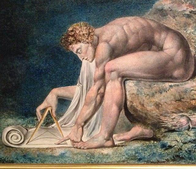 William Blake commonly employed the practice of relief etching in his artwork.