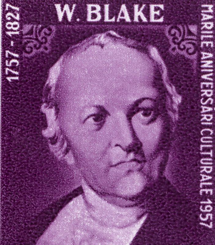 Poets like William Blake began pulling away from the restrictions of formal poetry.