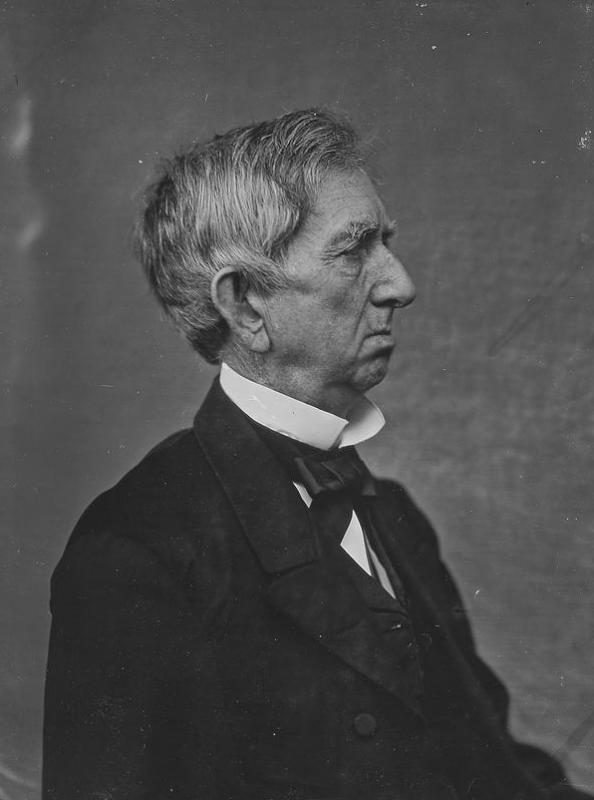 Secretary of State William Seward purchased Alaska from Russia in 1867.