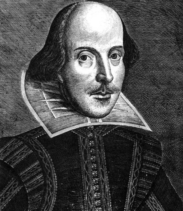 Playwrights of Baroque theatre included William Shakespeare.