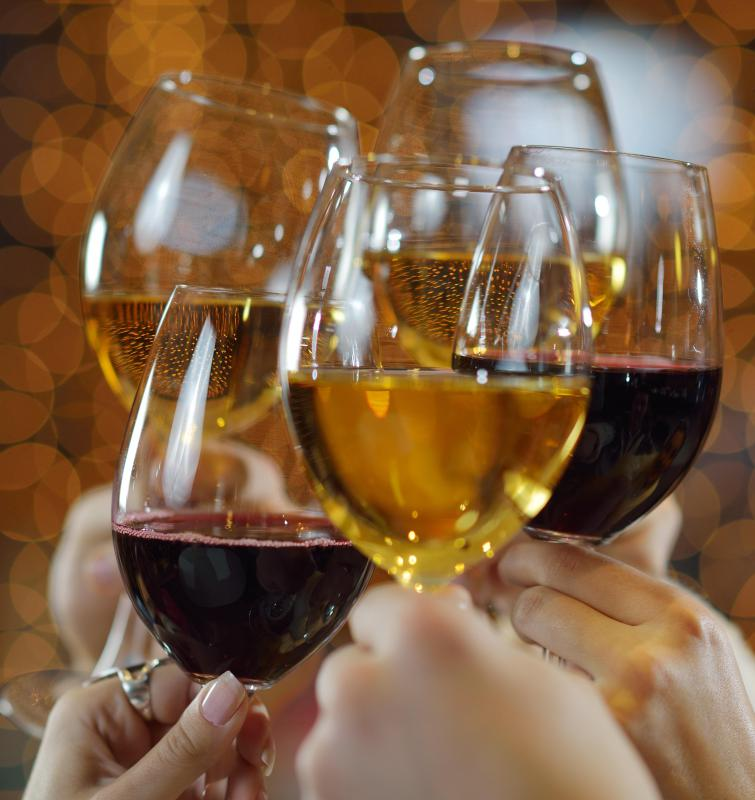 Researchers are discovering that both white and red wines offer health benefits.