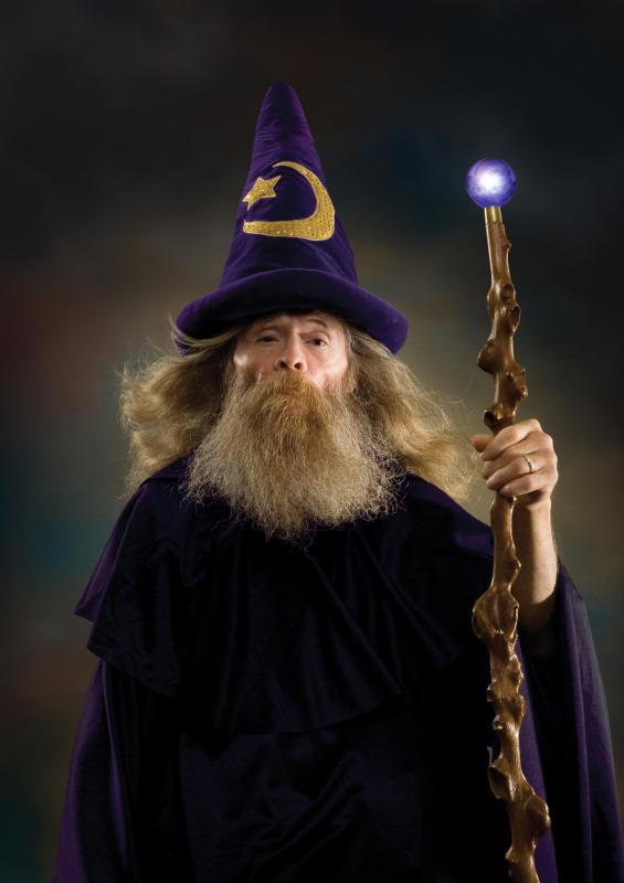 Wizards are popular characters that are found in the fantasy genre.