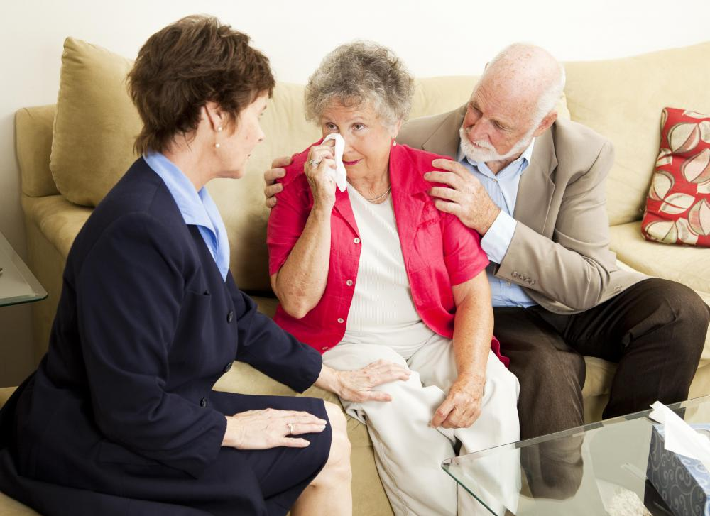 Elderly suicide may be prevented by counseling.