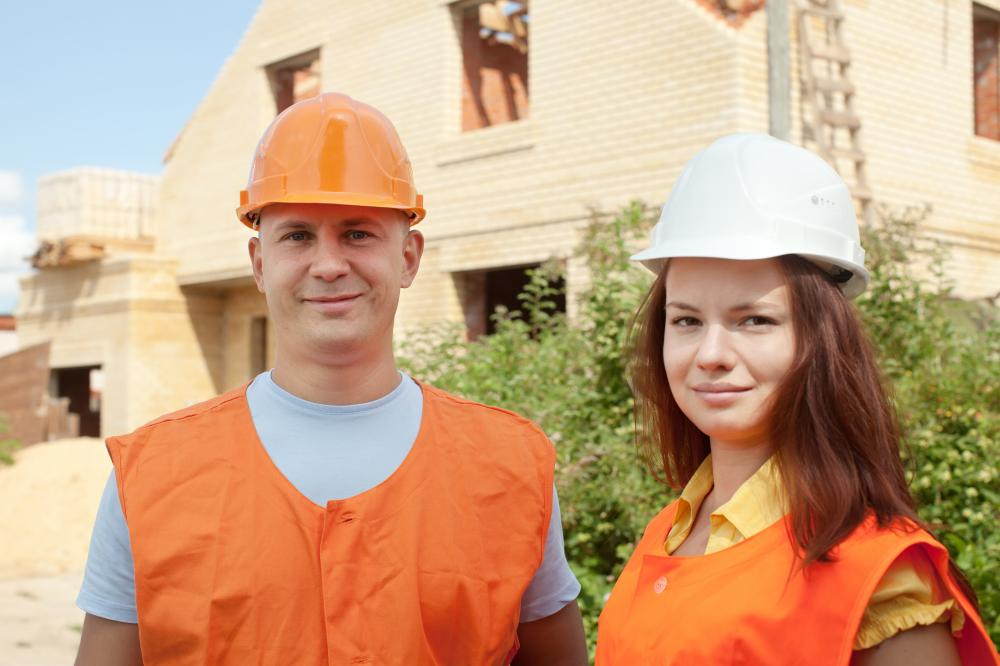 Many municipal and construction jobs are considered blue collar.