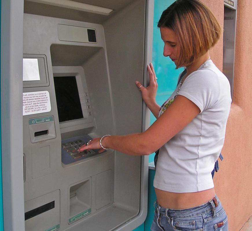 Some banks will reimburse its customers for ATM fees.