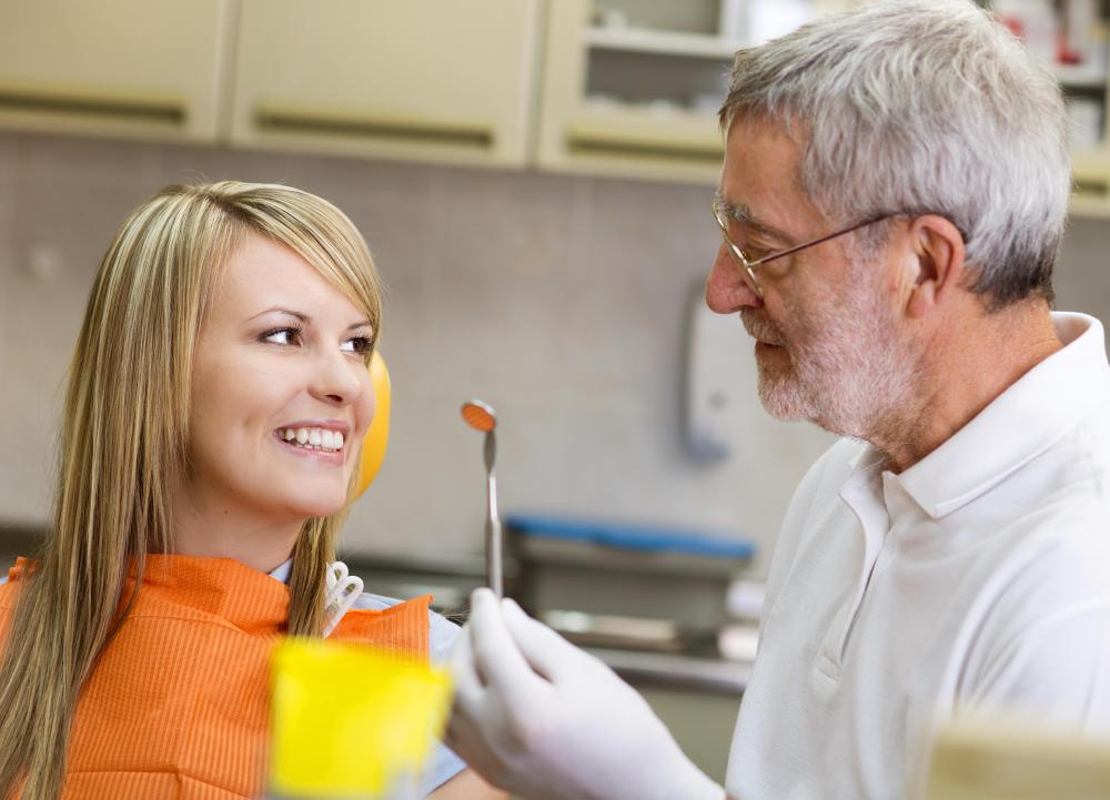 Some pre-formed temporary dental restorations may be held in place with special dental cement.