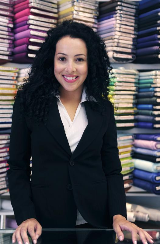 Interns work with experienced buyers, merchandisers, and designers.