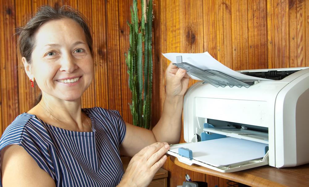 Duplex printing may help offices save paper.