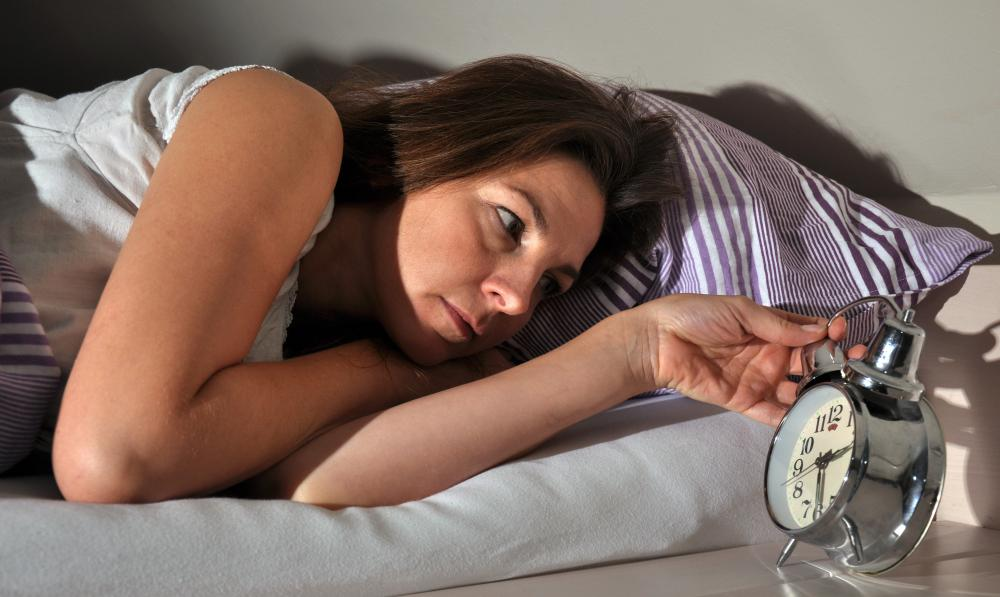 Regularly rechecking to confirm that an alarm clock is set may be a sign of OCD.