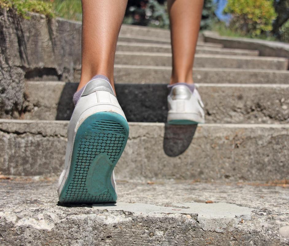 Stair Climbing Can Be Done With Any Set Of Stairs