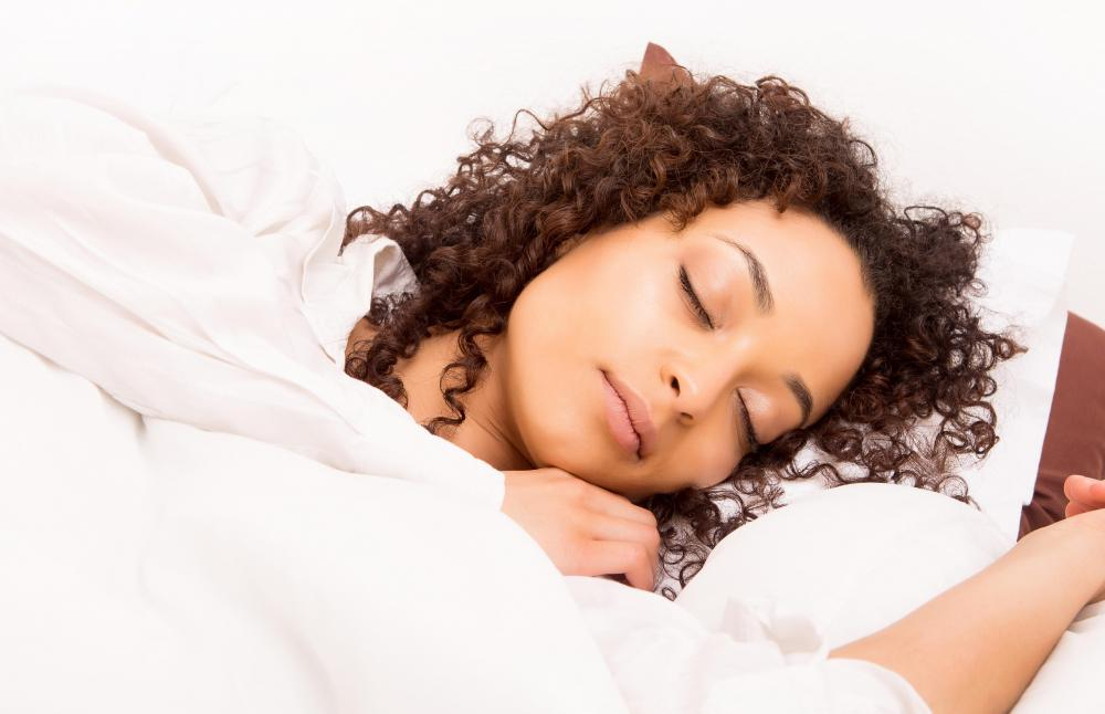 A moderate amonut of alcohol before bed may assist a person who has sleep difficulties.