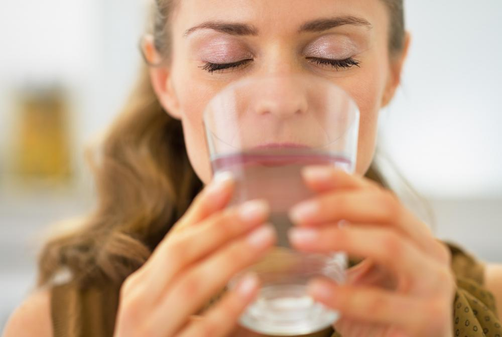 Patients will be advised to drink lots of water following a SPECT bone scan.