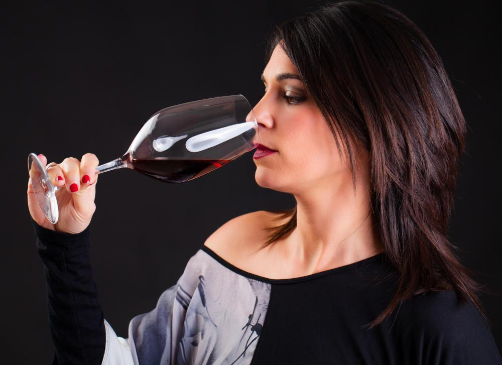The alcohol contained in wine is a toxin, so drinking red wine might not be the best way to consume it's anti-oxidants.