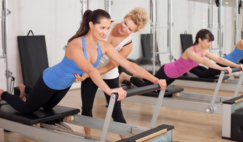 A personal trainer should carry liability insurance.