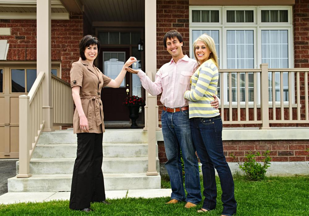 Down payment and credit worthiness often determine the terms of a home loan.