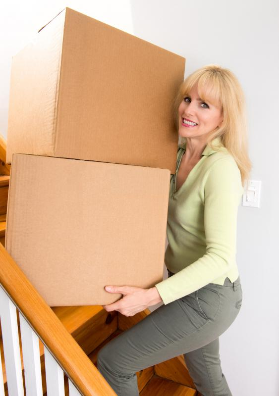 Women should avoid heavy lifting for about two months following a hysterectomy.