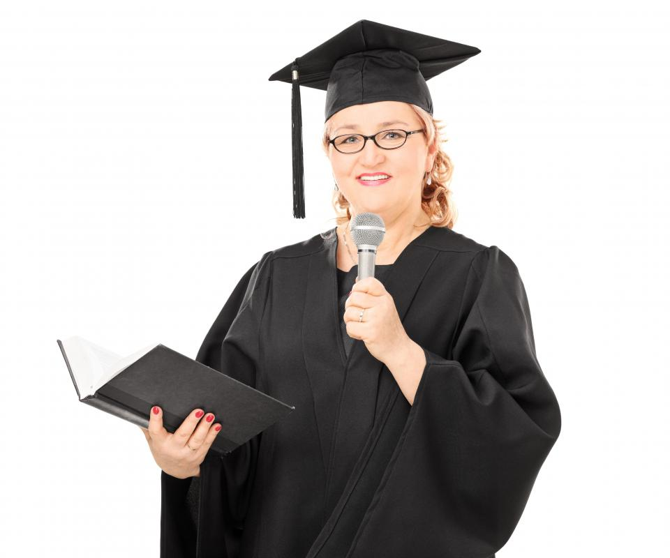 Adult higher education may result in a college degree.