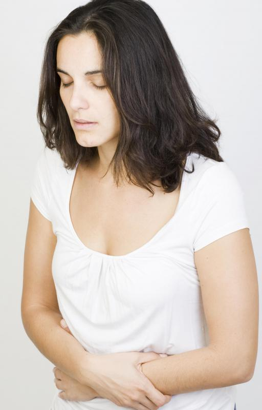 Nausea is a primary symptom of common gastroesophageal reflux disease.