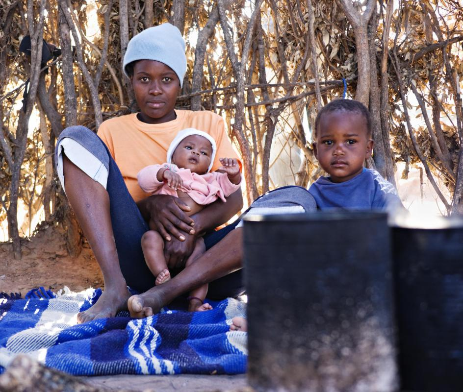 Most maternal deaths affect women in underdeveloped countries where malnutrition, pneumonia and malaria are prevalent.