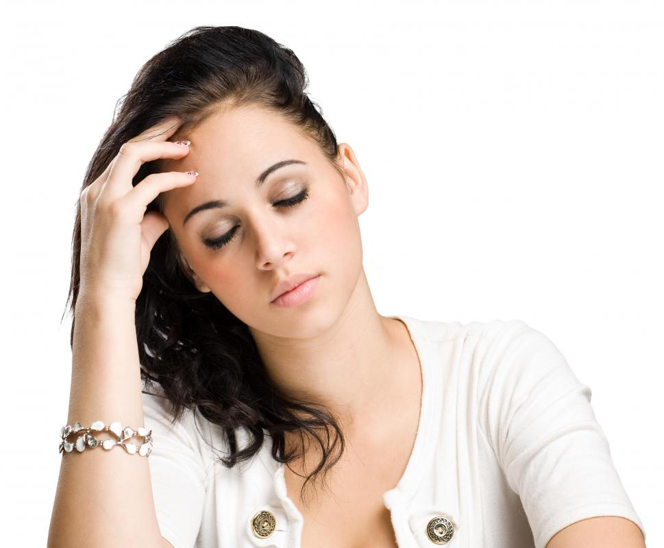 Large doses of vitamin C may cause headache and fatigue.