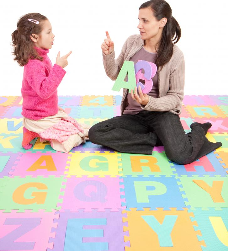 Early childhood education is one example of an area of expertise for an education specialist.