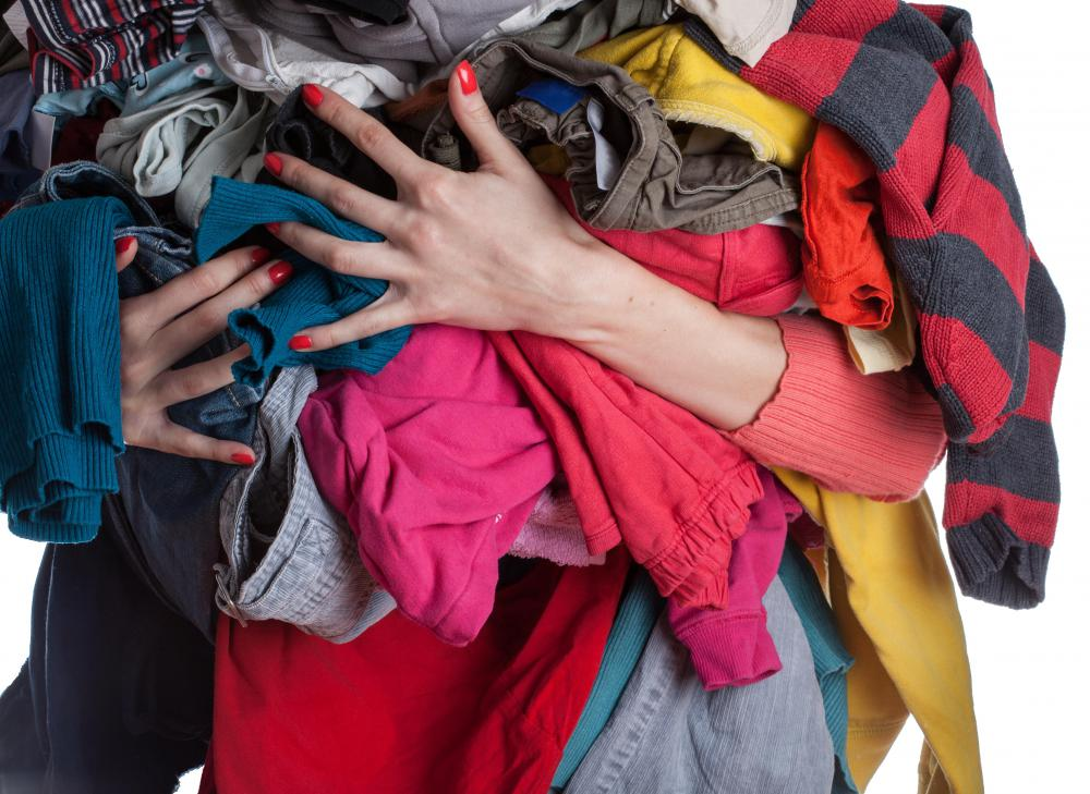 Buying clothing secondhand is environmentally friendly.