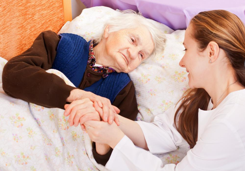 Reminiscence therapy is used with the elderly and sometimes involves family members.