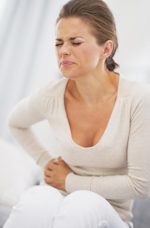 Extreme abdominal pain is the most common symptom of appendicitis.