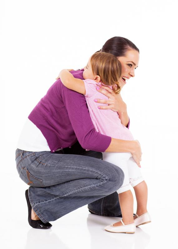 Theories suggest childhood nurturing impacts an individual's show of affection.