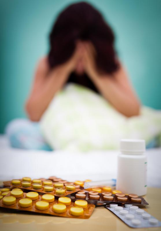 Some painkillers, known as narcotics, can be highly addictive.