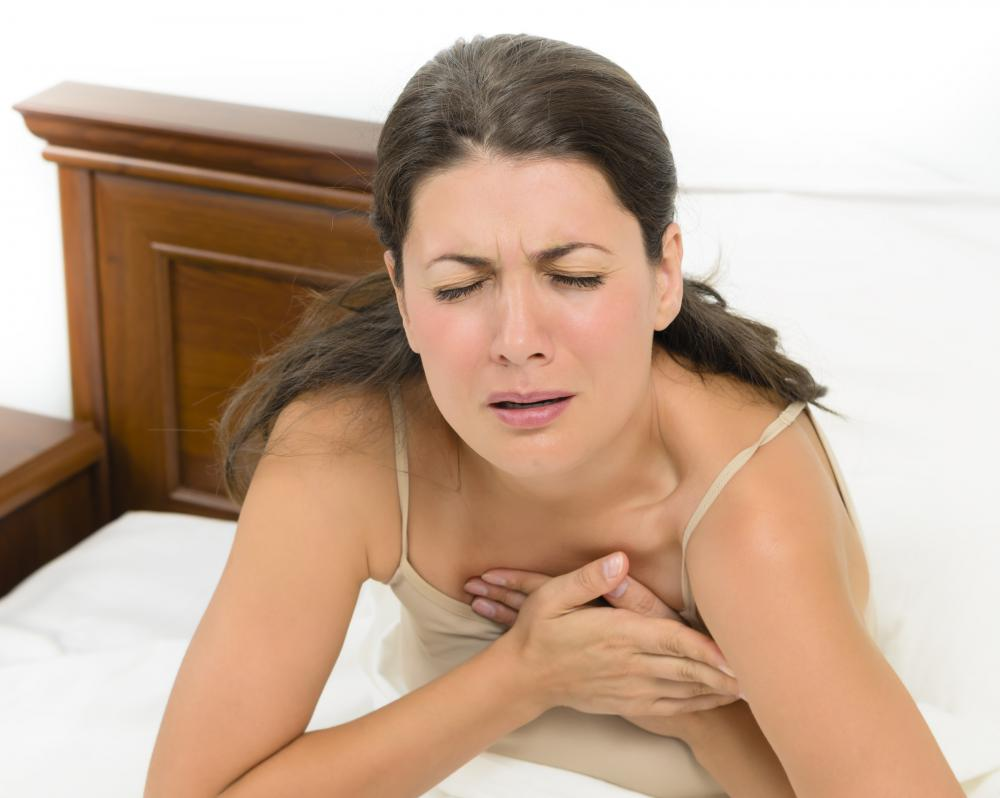 Untreated syphilis may severely damage the heart.