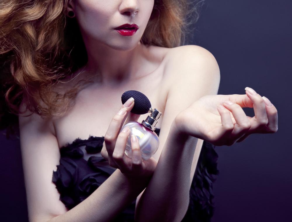 A perfumer must be able to come up with scents that people will spend large sums of money to buy.