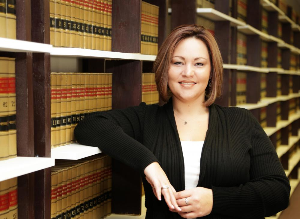 A barrister develops strategies for winning a case and researches verdicts handed down in similar cases in order to figure out how to win current cases.