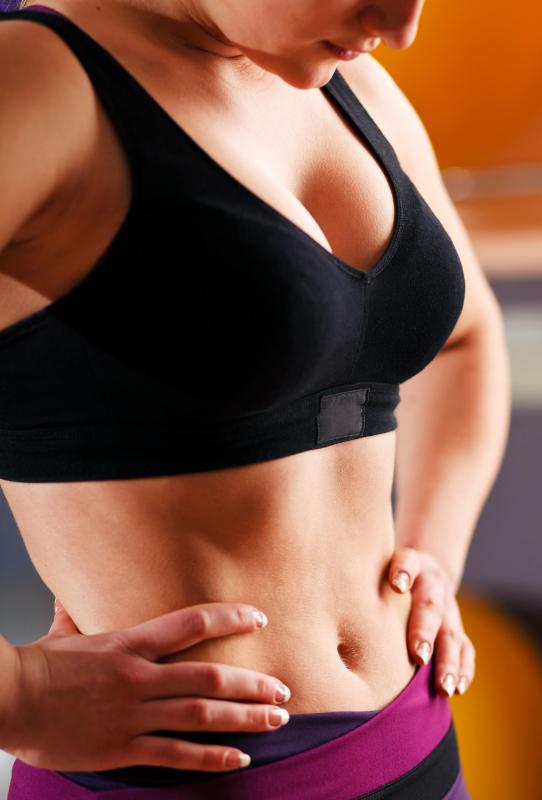 Sports bras may be considered a type of mastectomy product.