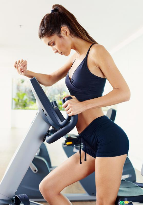 Using A Stair Climber Can Help Develop And Tone Lower Body Muscles