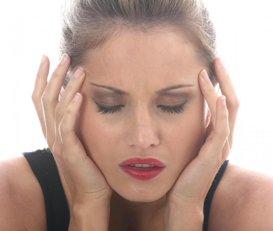 Individuals suffering with cerebellar ectopia may experience frequent headaches.