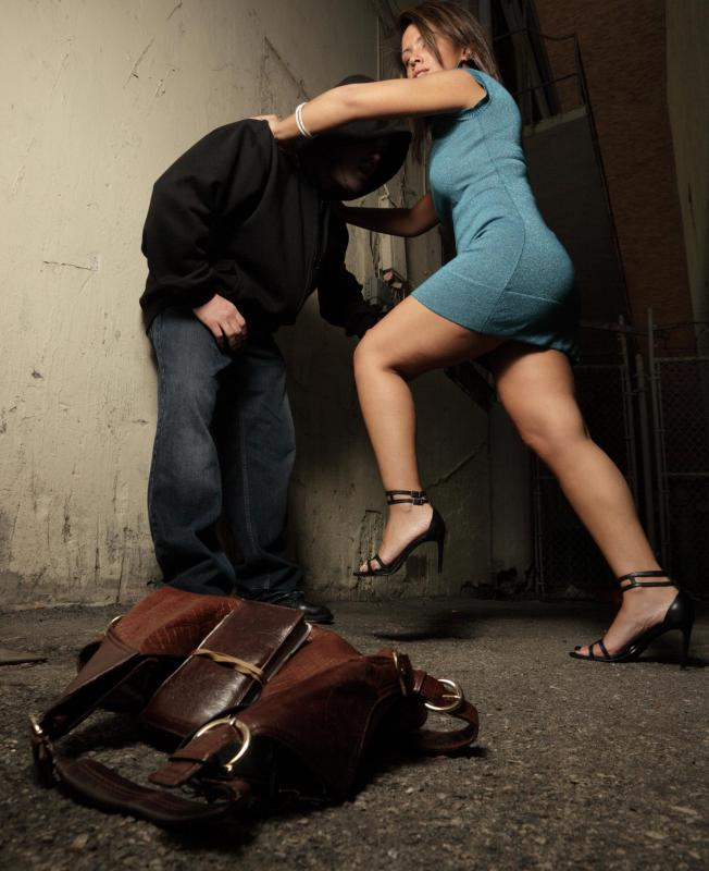 Knowing a form of self defense can help if one is ever attacked on the street.