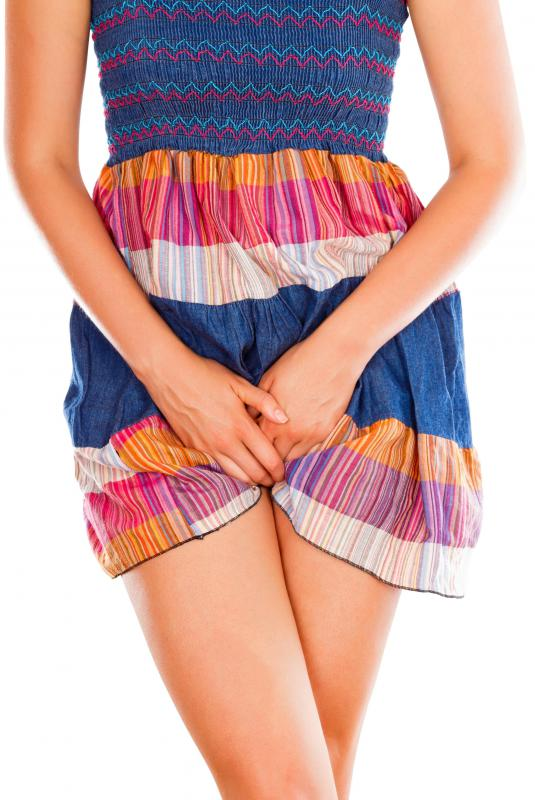 Cotton underwear reduces the odds of contracting a yeast infection.