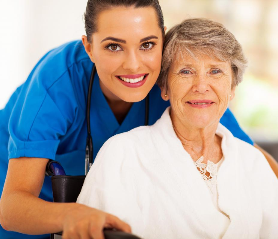 A health information coordinator may work in nursing homes.