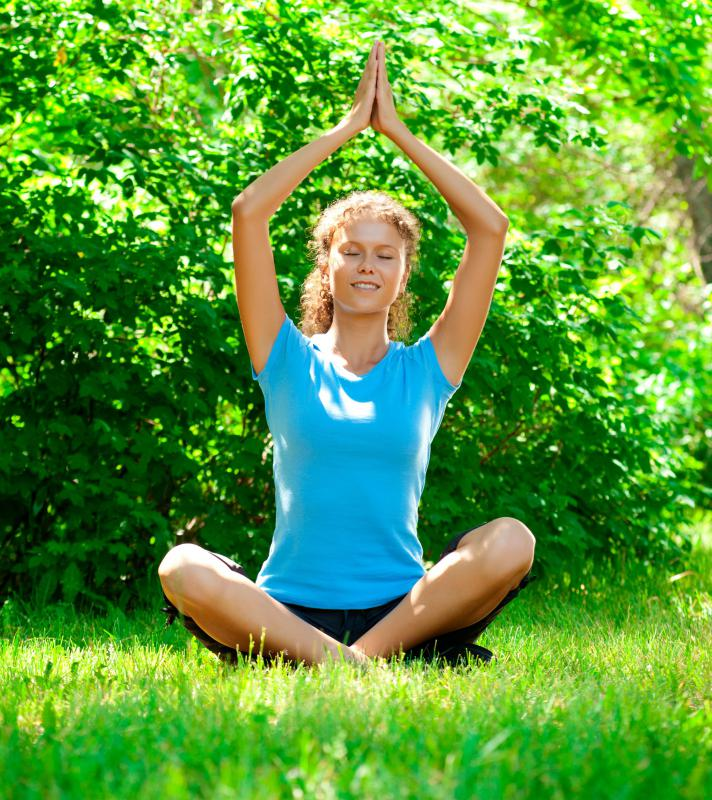 Practicing yoga may help stimulate the natural production of the hormone oxytocin.