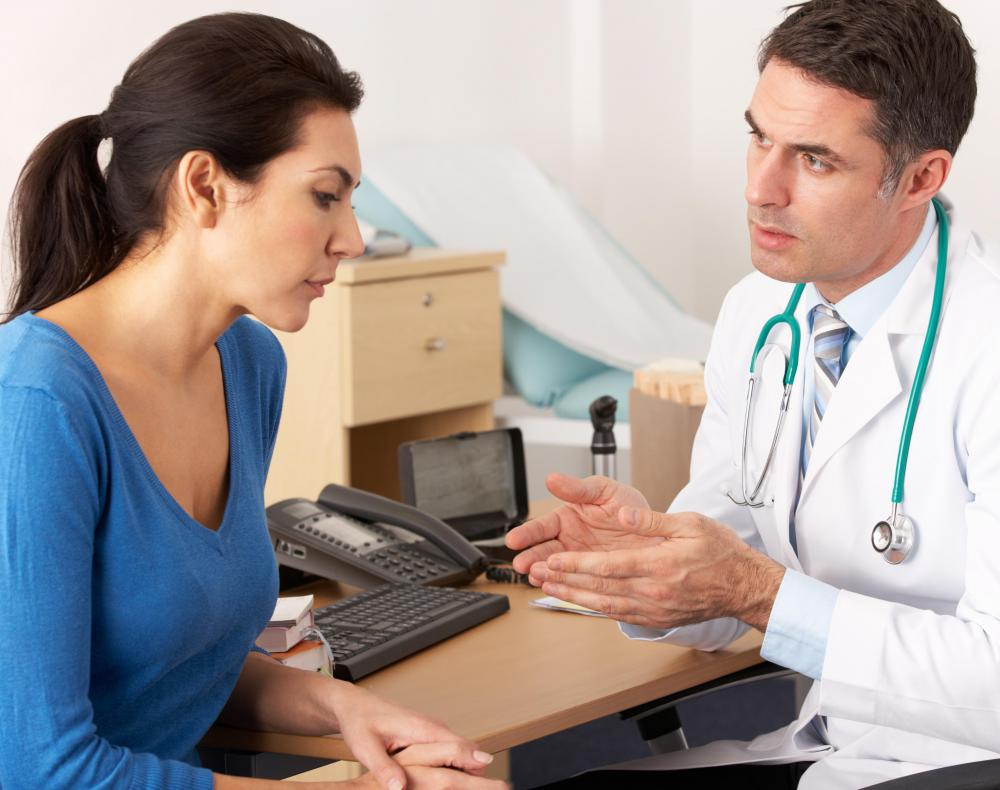 A medical specialist may be in charge of managing patient records.