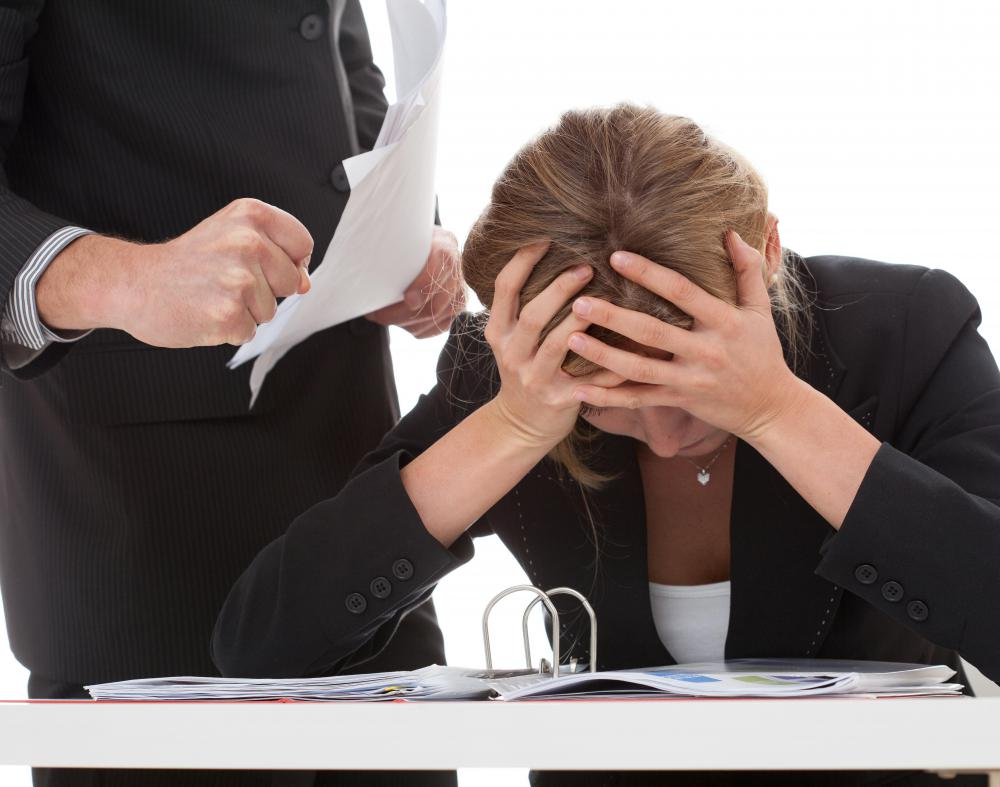 Supervisors with unreasonable expectations can hurt an employee's job satisfaction.