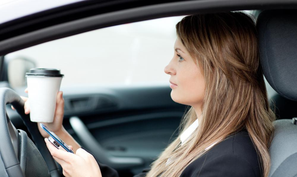 Defensive driving instruction may include distracted driving.