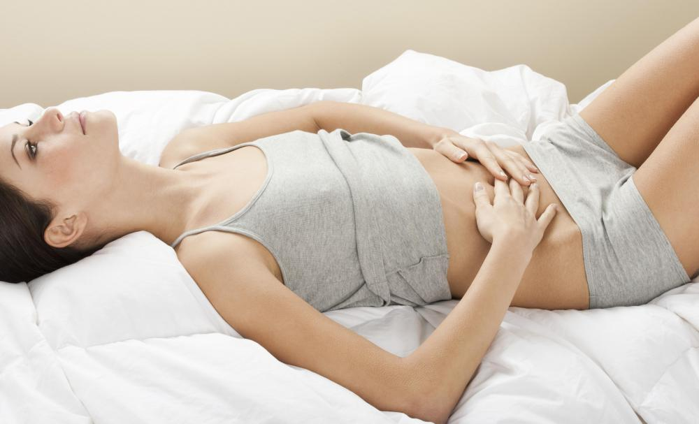 Symptoms of IBS, which may be alleviated with calico beans, may include abdominal cramping.