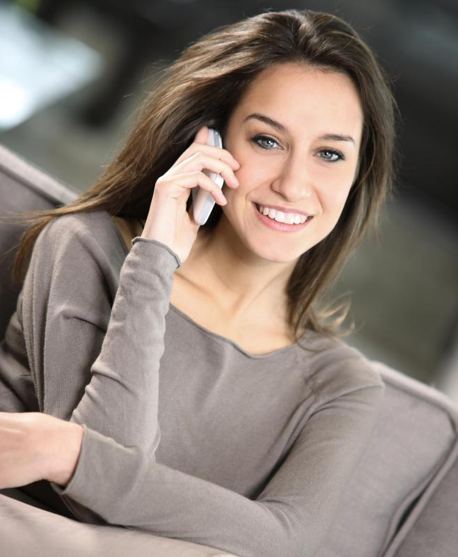 Marketing interns may perform receptionist duties, including answering phone calls.