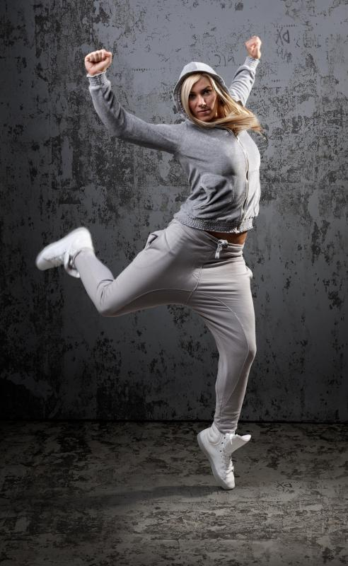 Hip hop is a popular choice for dance squads.
