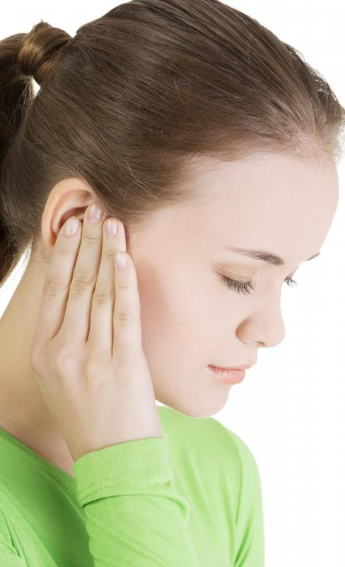 Bacterial and viral infections can also cause ear pain.