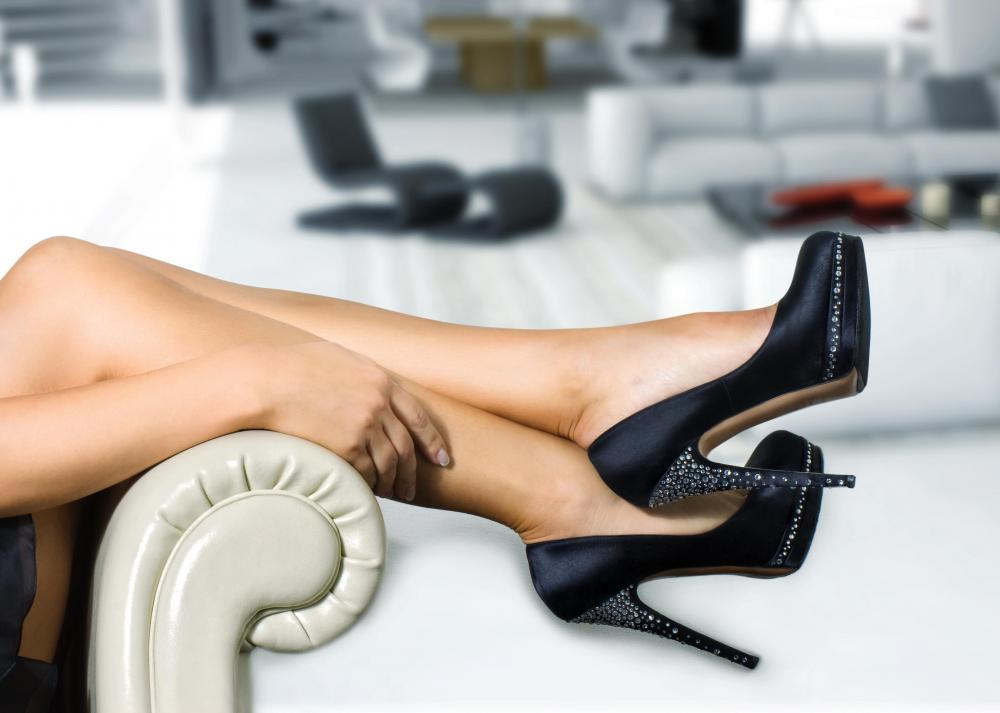 There are orthotic inserts designed specifically for high heels.