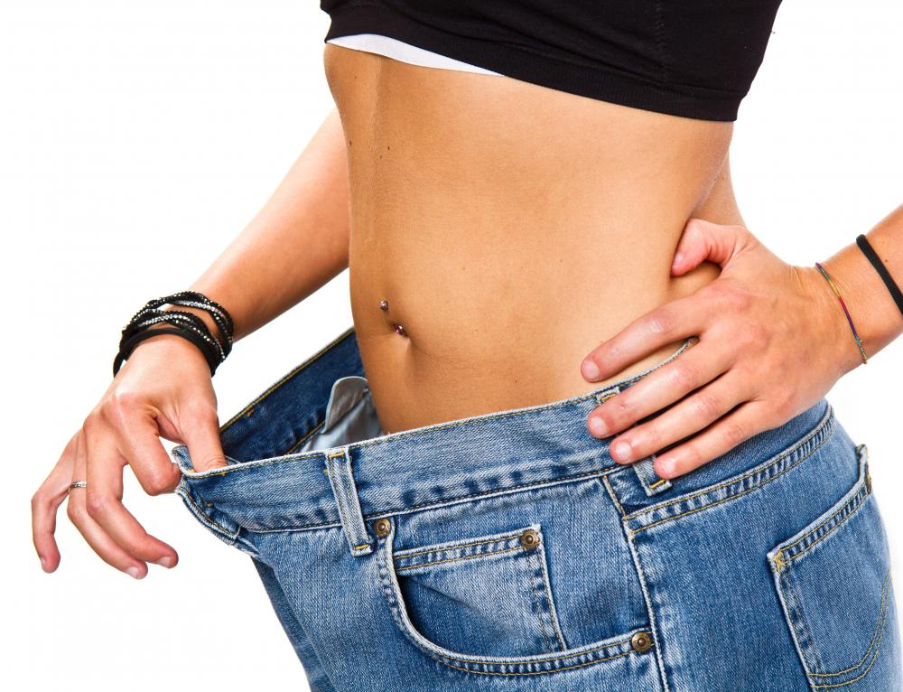 Overuse of laxatives may lead to unintentional weight loss.